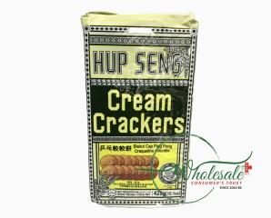 Hup Seng Cream Crackers 428g