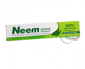 Neem Active Toothpaste 200gm