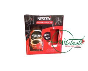 Nescafe Classic Coffee 200gm Jar +Mug