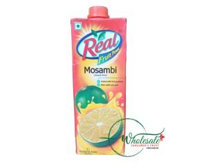 Real Fruit Power (Mosambi) 1ltr